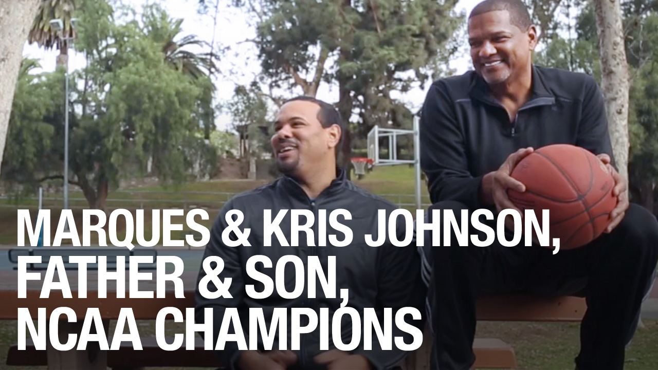 Marques And Kris Johnson Honors Special Connection Through