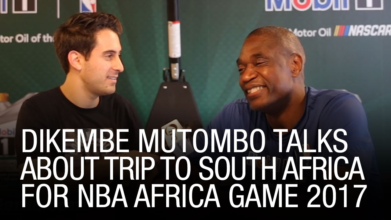 Dikembe Mutombo Talks About Trip To South Africa For NBA Africa Game 2017 tumb dikembe mutombo advising georgetown coach patrick ewing