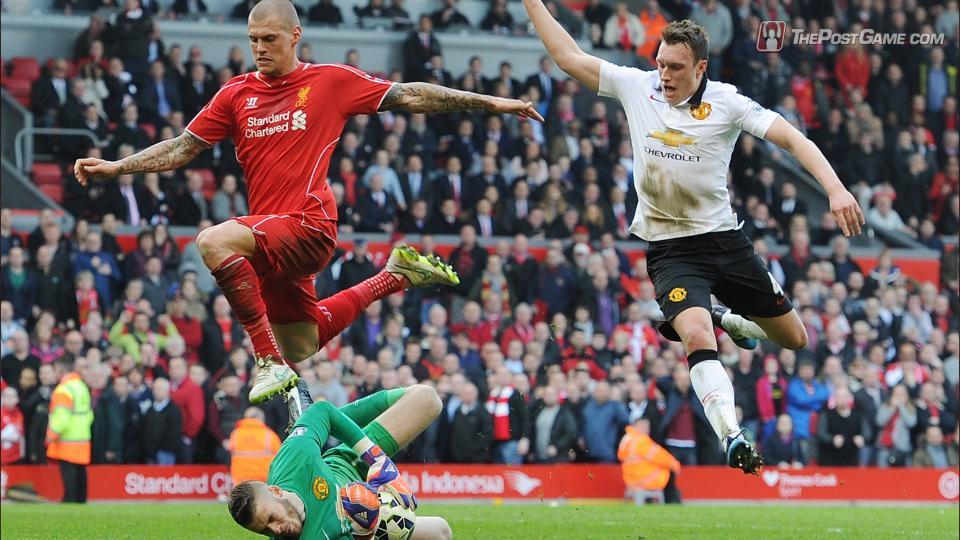 Liverpool Defender Skrtel Gets